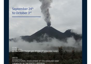 "13° Gas workshop in Ecuador, organizzato dalla ""Commission on the Chemistry of Volcanic Gases "" (CCVG)"