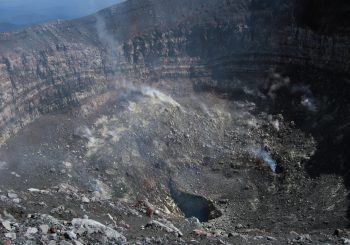 Seminary – Searching for a linkage between volcanic gas flux and geophysical phenomena