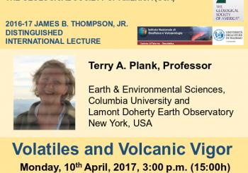 (Italiano) Seminario: Volatiles and Volcanic Vigor